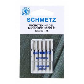 aiguilles machine microtex Schmetz
