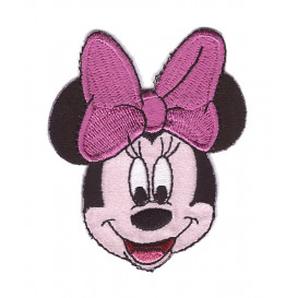 Ecusson Minnie