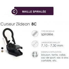curseur ZlideOn 5C pour fermeture spirale