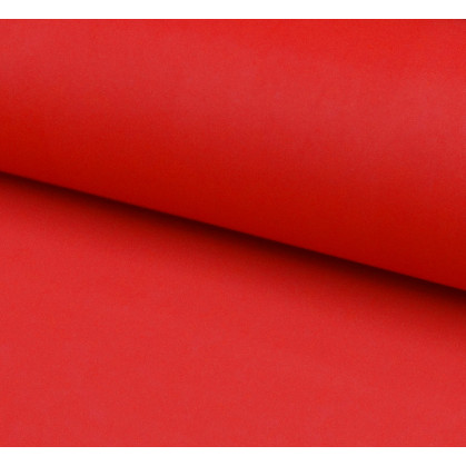 tissu gomme eva thermoformable rouge largeur 90cm x 50cm