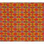coupon cuir véritable serpent hologramme rose 57cmx47cm
