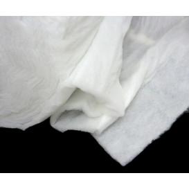 coupon 0,38mx0,90m de maille thermocollante blanc