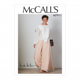 patron haut et pantalon McCall's M7911