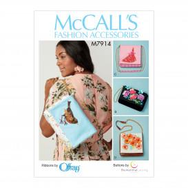 patron sacs à main McCall's M7914