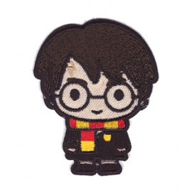 écusson harry potter thermocollant