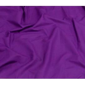 Coupon 0,21mx1,60m tissu coton wray gris ronds