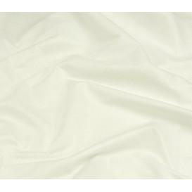 coupon 0,35mx1,50m tissu coton uni vert d'eau clair