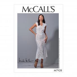 patron occasion spéciale McCall's M7928
