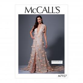 patron occasion spéciale McCall's M7927