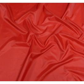 coupon 0,11mx0,57m tissu doublure toscane rouge