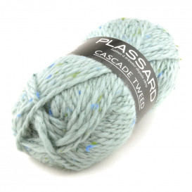 pelote de laine plassard cascade tweed (3 coloris)