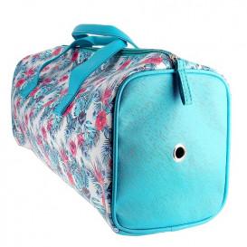 sac tricot tropical 46x16x18cm