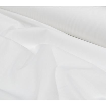 coupon 0,28mx0,38m tissu batiste blanc