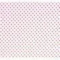 coupon 0,34mx1,50m tissu coton blanc