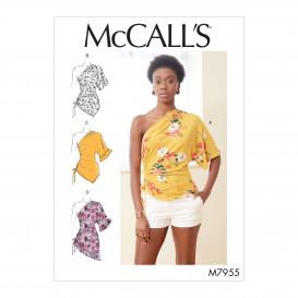 patron hauts McCall's M7955