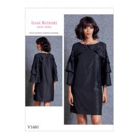 patron robe semi-ajustée Vogue V1601