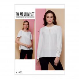 patron hauts Vogue V1629