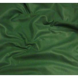 coupon patchwork imprimé feuillages turquoise
