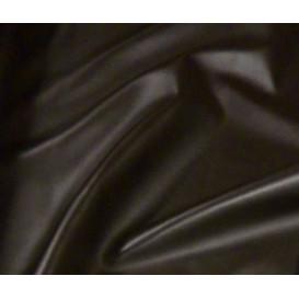 coupon 0,41mx1,44m tissu simili cuir marron