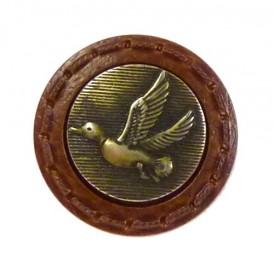 bouton canard 15mm