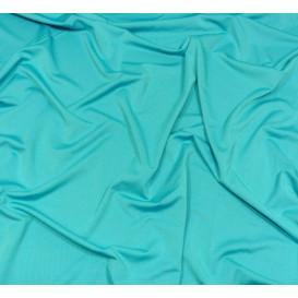 coupon patchwork imprimé bleu à pois