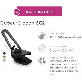 curseur ZlideOn 5C2 pour fermeture invisible/étanche