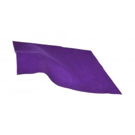 feuille de feutrine A4 violet foncé