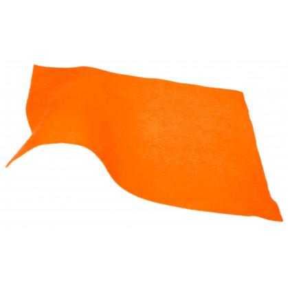 feuille de feutrine A4 orange flash