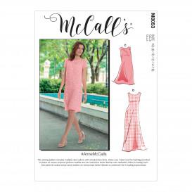 patron robe McCall's M8053