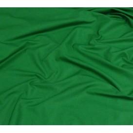 coupon coton uni vert herbe