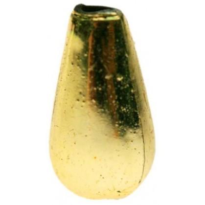 grosses perles goutte or 7 gr
