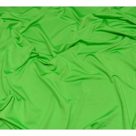 coupon lycra léger vert