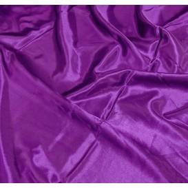 tissu satin prune largeur 140cm x 50cm