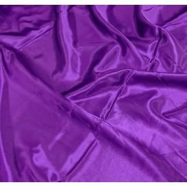 tissu satin violet foncé largeur 140cm au mètre