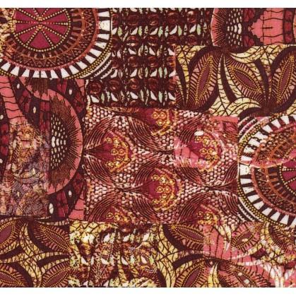 tissu voile viscose fresque largeur 140cm x 50cm