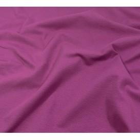 tissu jersey violet clair largeur 160cm x 50cm