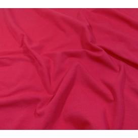 tissu jersey framboise largeur 160cm x 50cm