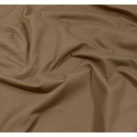 tissu jersey taupe largeur 160cm x 50cm