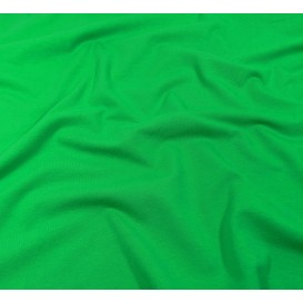 tissu jersey vert largeur 160cm x 50cm