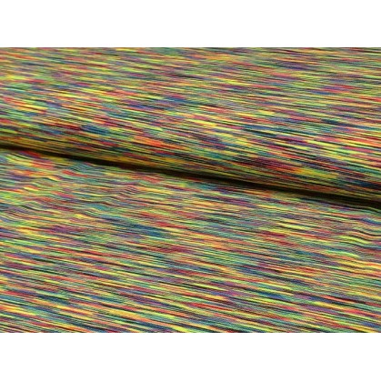 tissu leggings multicolore largeur 145cm x 50cm