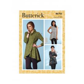 patron tunique Butterick B6752
