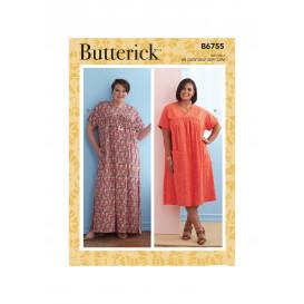 patron robe Butterick B6755
