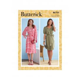 patron robe Butterick B6723