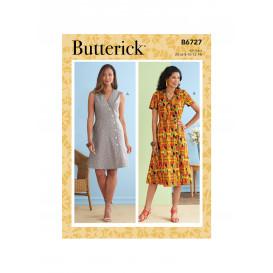 patron robe Butterick B6727