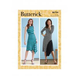 patron robe Butterick B6724
