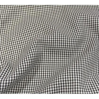 tissu pied de poule 2mm largeur 145cm x 50cm