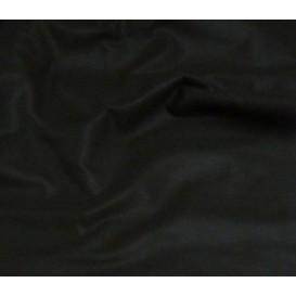 coupon feutrine noir laize 180cm