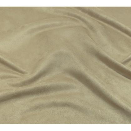 tissu suédine gris largeur 150cm x 50cm
