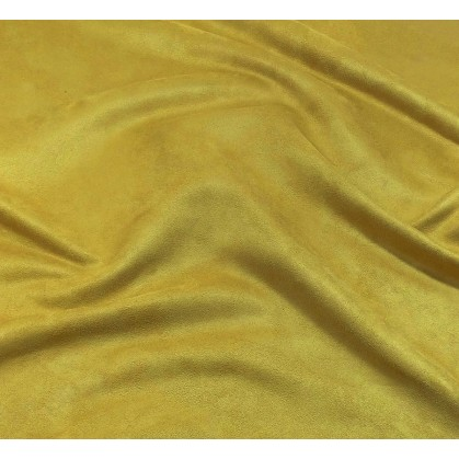 tissu suédine vert mousse largeur 150cm x 50cm