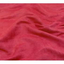 tissu suédine rose largeur 150cm x 50cm